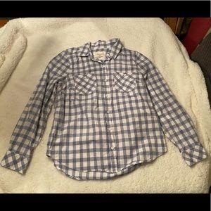 Sonoma Plaid Button-Down Shirt